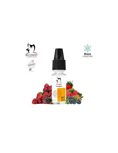 FRUITS ROUGES 10ml